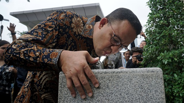 MRT Dukuh Atas Terintegrasi Transjakarta