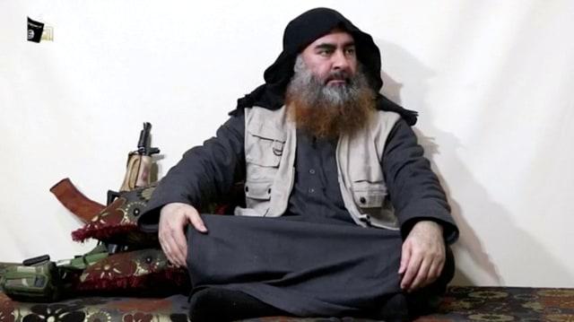 Pemimpin ISIS Abu Bakar Baghdadi Dilaporkan Tewas (108792)