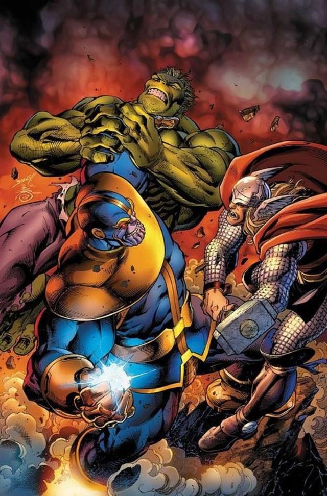 10 Alasan Thanos Merupakan Musuh Terbaik di MCU (42781)