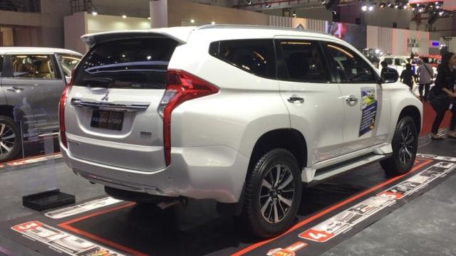 Mitsubishi Pajero Sport Didiskon hingga Rp 40 Juta, Minat? (52021)