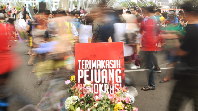 Kisah Mereka yang Kehilangan Nyawa di Pemilu 2019 (93989)