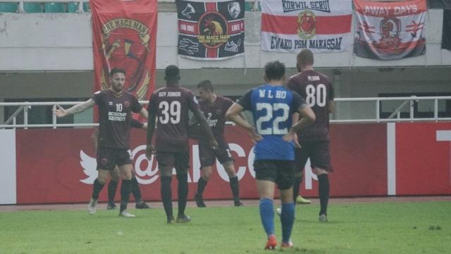 PSM Makassar, Home United, Piala AFC