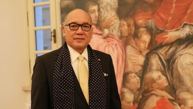 Cerita Peter Gontha Sumbang Rp 250 Juta untuk Bayi Kembar OB yang Jadi Piatu (329019)