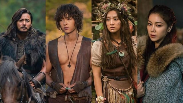 Drama Korea Arthdal Chronicles