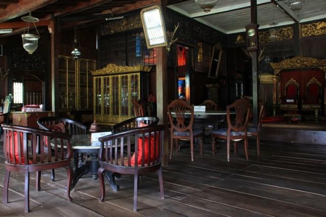 5 Filosofi Tingkatan Rumah Limas, Sumatera Selatan (80968)