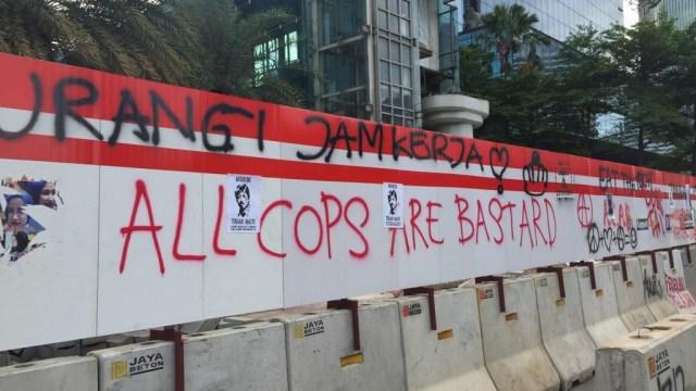Kapolri Ungkap Kelompok Hitam Merah yang Ricuh Saat May Day (214601)