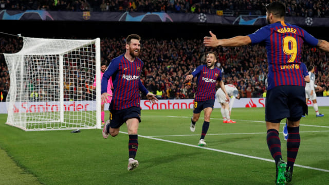 Messi dan Suarez