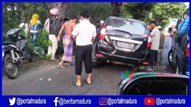 Situasi saat kecelakaan di Camplong Sampang.jpg