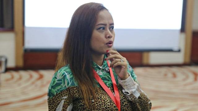 Presiden Persijap Jepara, Esti Puji Lestari