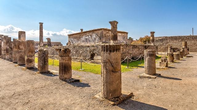 Lockdown Dicabut, Italia Kembali Buka Museum dan Arkeologi Mulai 18 Mei  (74115)
