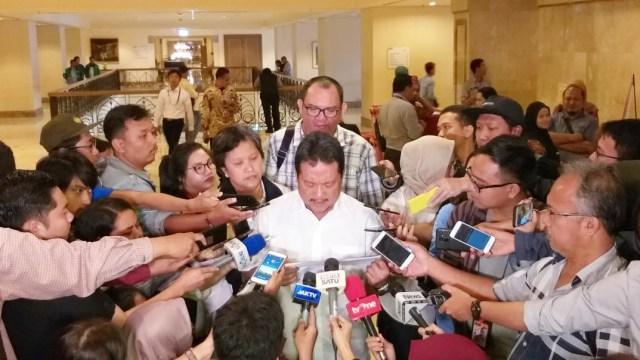 Disebut Bakal Jadi Menteri BUMN, Ini Komentar Sakti Wahyu Trenggono (305565)