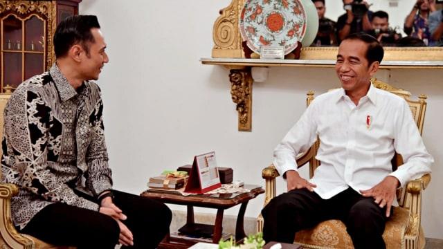 SBY Ungkap Pertemuannya dengan Prabowo Batal Setelah AHY ke Istana (141940)