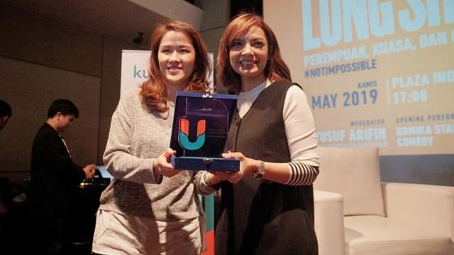 Inspiring Discussion, Long Shot, Plaza Indonesia XXI, Movie Screening