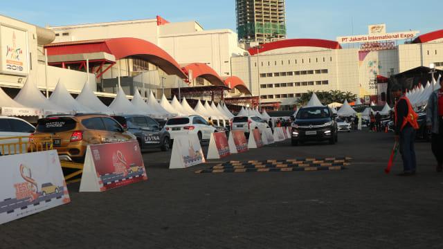 Otomotif, Glory 560, IIMS 2019, test drive,