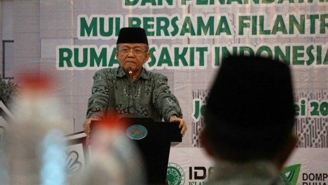 Wakil Ketum MUI Apresiasi Jokowi Larang Investasi Minuman Keras (739470)