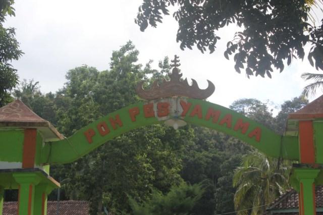 Menilik Semangat Pendidikan di Pondok Pesantren Yamama Bandar Lampung (186022)