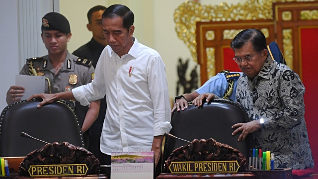 Jokowi Berubah Pikiran, Kini Pertimbangkan Perppu KPK (83254)