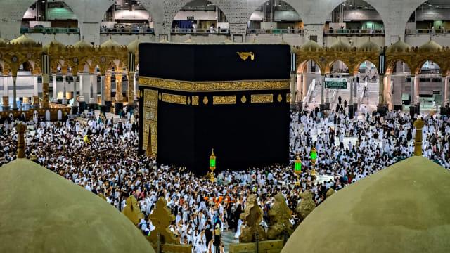 Kakbah, Makkah, Masjidil Haram