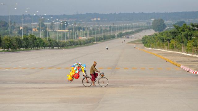 Virus Corona Merebak, Myanmar Perketat Aturan Masuk ke Ibu Kota (28155)