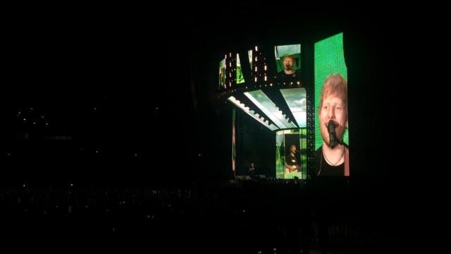 5 Momen Tak Terlupakan dari Konser Ed Sheeran  (31481)