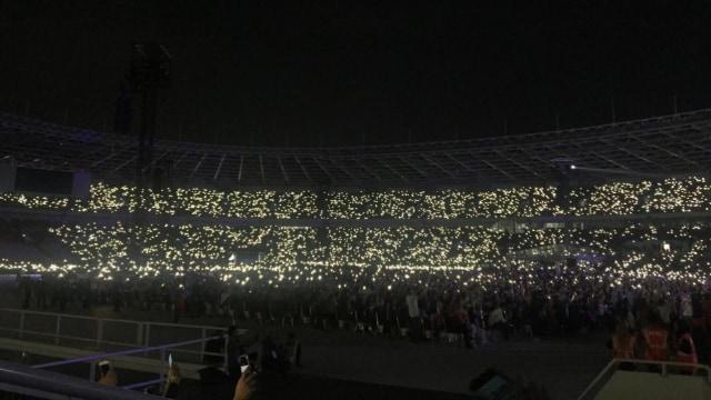5 Momen Tak Terlupakan dari Konser Ed Sheeran  (31478)