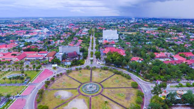 LIPSUS, Pemindahan Ibu Kota, Suasana Palangkaraya, Kalimantan