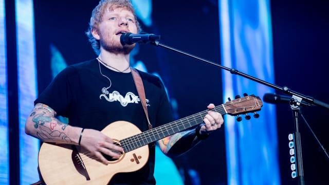 Konser Ed Sheeran di Gelora Bung Karno (GBK), Jakarta