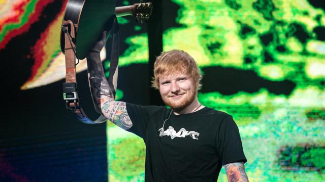5 Momen Tak Terlupakan dari Konser Ed Sheeran  (31474)