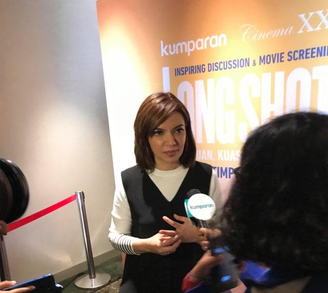 Tanggapan Najwa Shihab soal Kontroversi Film 'Kucumbu Tubuh Indahku' (68552)