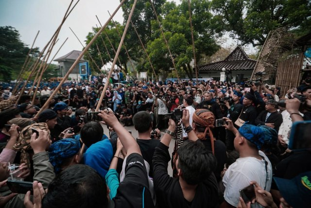 com-puncak Exciting Banten on Seba Baduy 2019, Sabtu (4/5).
