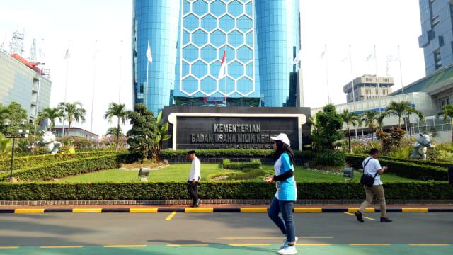 Kementerian BUMN Belum Terima Informasi Penangkapan Dirut PTPN III (7364)