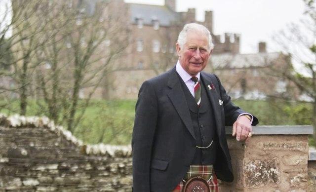 Pangeran Charles, Bed and Breakfast pertamanya di Skotlandia