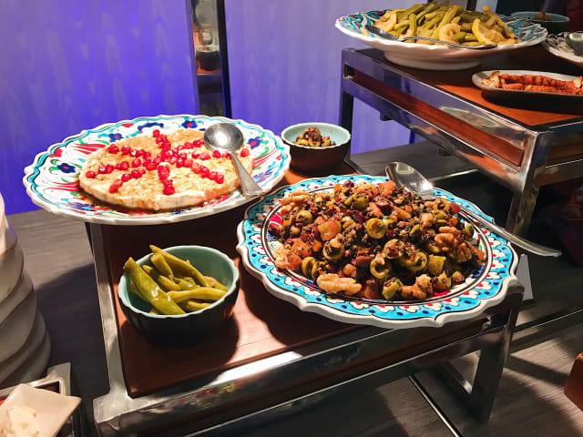 Kuliner khas Turki.
