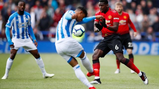 Man United vs Huddersfield
