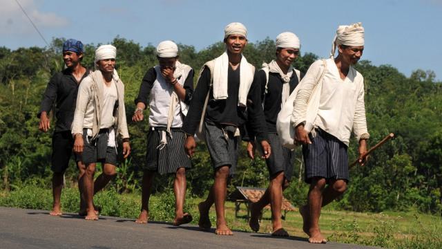 Surat Terbuka Masyarakat Baduy ke Jokowi: Hapus Wilayah dari Destinasi Wisata (6195)