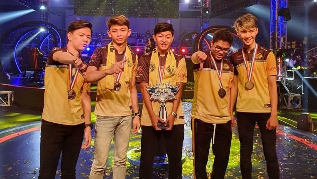 ONIC Esports Juara MPL Season 3