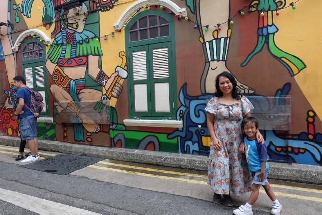 Jalan Haji Lane Singapura.JPG