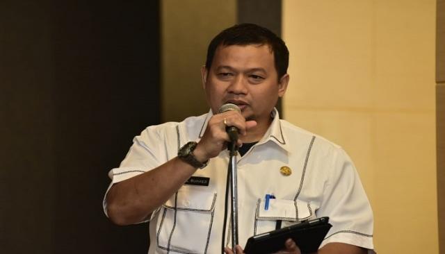 Mantan Kasat Pol PP Jabat Wali Kota Makassar Hingga 2020 (61388)