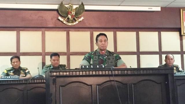 Kepala Staf Angkatan Darat, Jenderal TNI Andika Perkasa