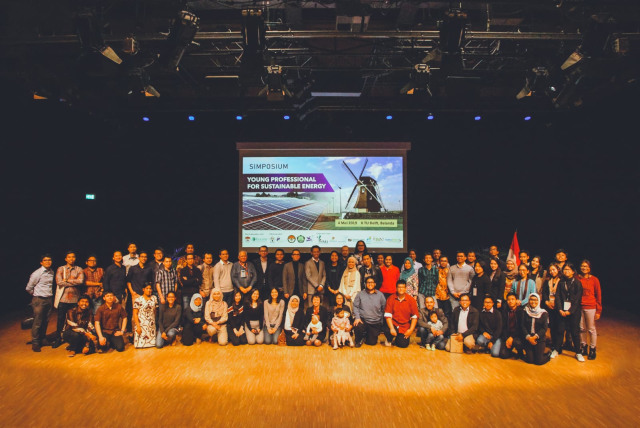 "Simposium ""Young Professional for Sustainable Energy"" (142783)"