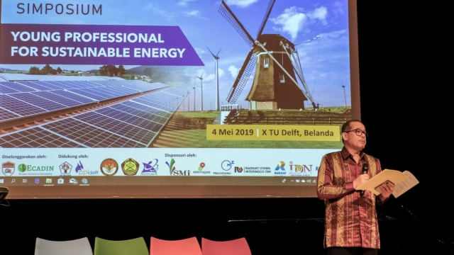 "Simposium ""Young Professional for Sustainable Energy"" (142785)"
