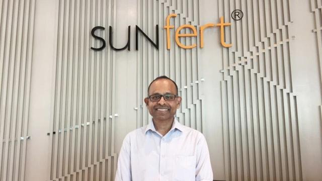 dr Eeson Sinthamoney di Sunfert Fertility Centre