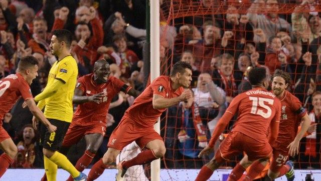 Liverpool Dortmund