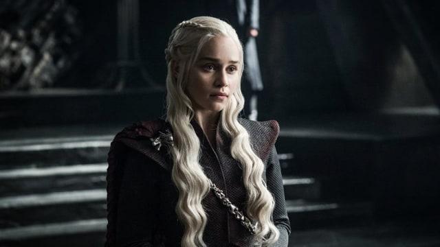 Daenerys Targaryen di serial 'Game of Thrones'