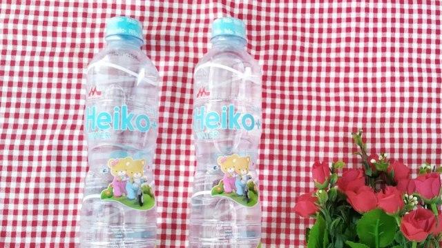 Review Morinaga Heiko+ Water (50062)