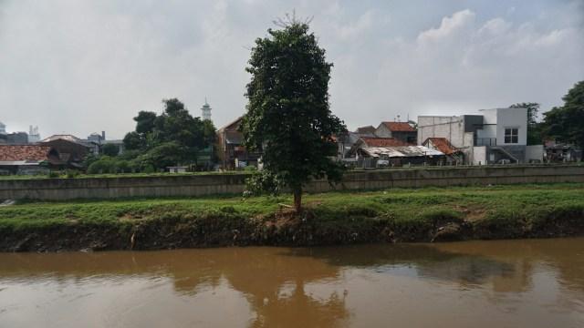 KONTEN SPESIAL BANJIR JAKARTA, banjir kawasan Rawajati, Jakarta Selatan