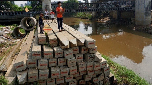 Bersahabat dengan Banjir Jakarta (149707)