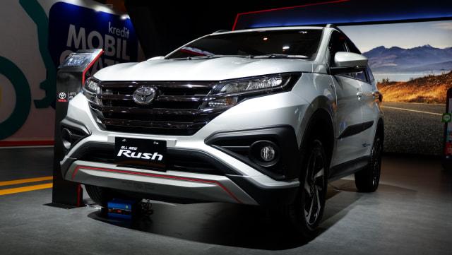 Prioritaskan Toyota Rush, Daihatsu Korbankan Produksi Daihatsu Xenia  (73161)