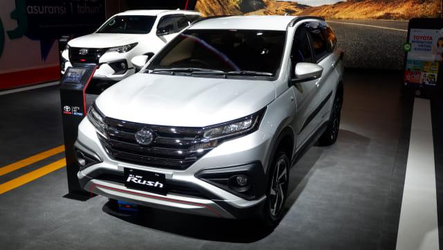 Kampanye Recall Tak Bakal Pengaruhi Penjualan Toyota Rush (32846)