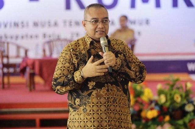 com-Direktur Bisnis LPDB-KUMKM Krisdianto